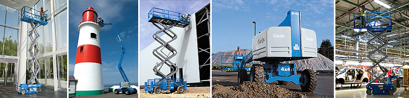 Powered Access Platforms from Safe T Reach